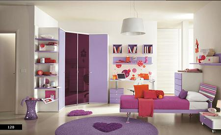 25 fotos de dormitorios infantiles de diseño