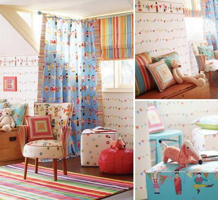 Decoraci n decoraci n de habitaciones infantiles - Decoraciones habitaciones infantiles ...
