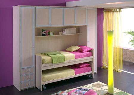 Decoraci n 10 camas nido modernas - Camas nidos infantiles ...