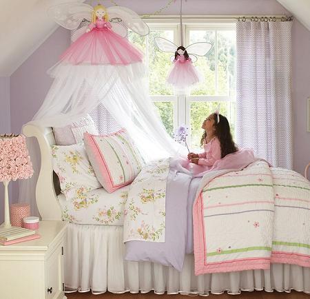 Dormitorios infantiles de decoraci n princesa decoraci n - Decoracion para habitaciones infantiles ...