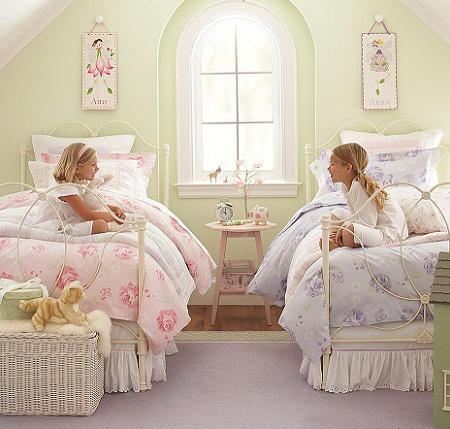Decoraci n dormitorios infantiles de decoraci n princesa - Cuartos infantiles decoracion ...