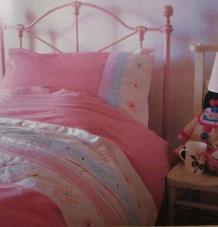 Ideas para decorar un dormitorio para ni a tipo princesa - Muebles laura ashley ...