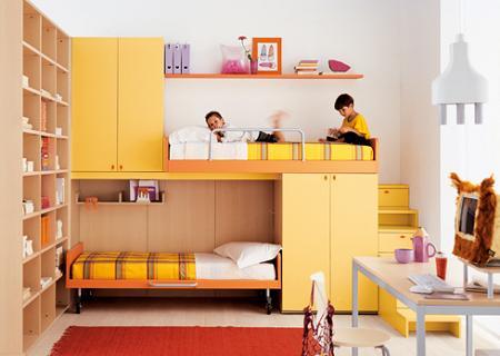 dormitorios que ahorran espacio imagui