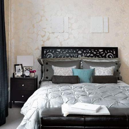 Decoración oriental para el dormitorio