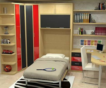 Decoraci n camas plegables para ahorrar espacio for Muebles de cocina ugalde