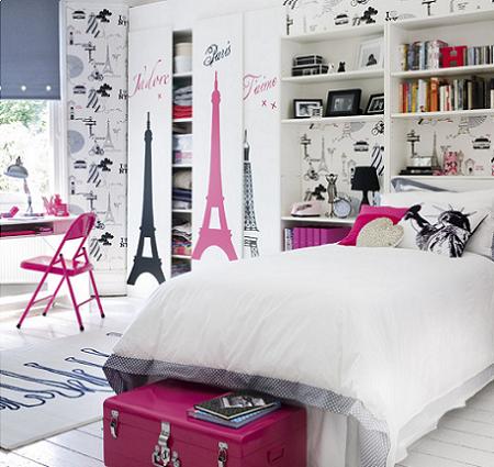 10 habitaciones juveniles decoraci n - Habitaciones juveniles de chica ...