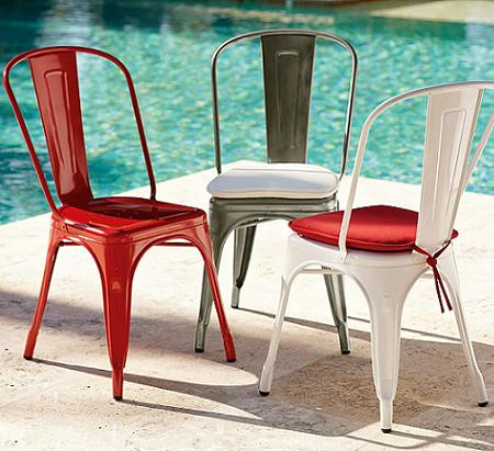 Muebles de jardín y terraza, de aluminio