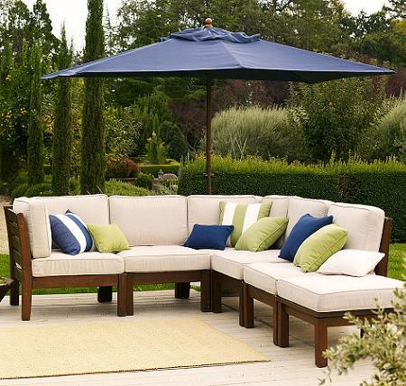 Muebles de madera para tu jard n o terraza decoraci n for Muebles baratos para jardin y terraza