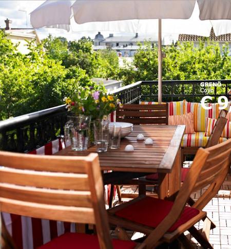 Idea para decorar tu terraza una barra americana para for Barras para exterior jardin