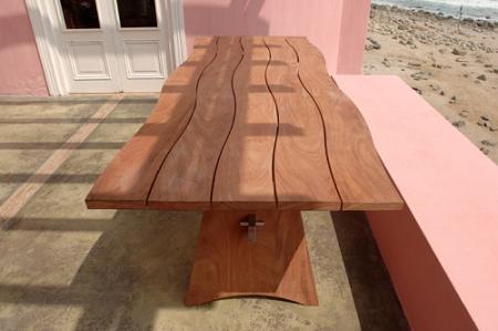Muebles de exterior de madera tropical, de Beltempo – Decoración