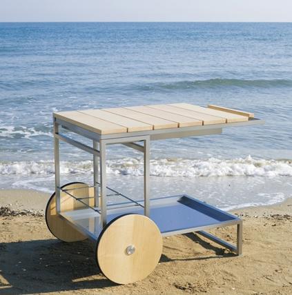 Decoraci n muebles auxiliares de exterior para tu jard n - Baules para exterior ...