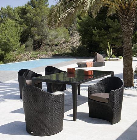 7 colecciones de dise o para tu terraza que no puedes for Muebles de exterior para terrazas