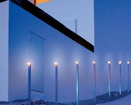 Crea una atm sfera m gica en tu terraza jugando con la - Iluminacion gandia ...