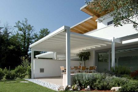 Ideas para tu terraza a la ltima las p rgolas decoraci n - Decoracion de pergolas ...
