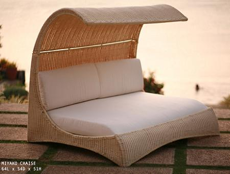 Decoraci n una buena idea crear un sal n en la terraza for Sofa exterior hipercor