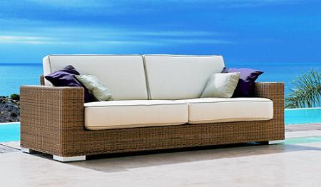 Sofa de exterior sof de exterior relax sof y sillones for Sofa exterior con almacenaje