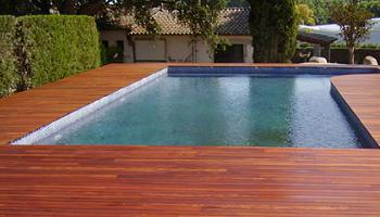 Piscinas madera latest piscina desmontable gre pacific - Piscinas de madera baratas ...