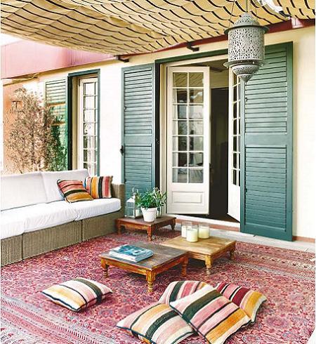 10 ideas para terrazas decoraci n for Ideas de pisos para terrazas