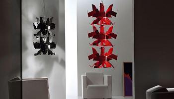 L mpara inspirada en el museo guggenheim de bilbao - Lamparas bilbao ...