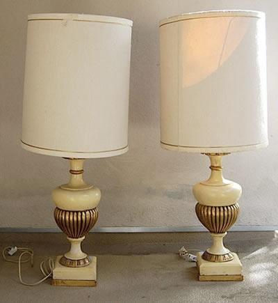 transformar lampara vieja