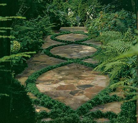 Pavimentos para jard n decoraci n - Pavimentos para jardin ...