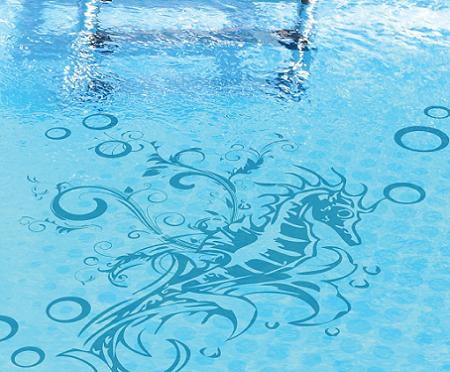 Ideas de decoración para la piscina