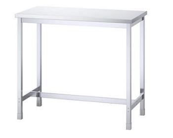M s ideas para crear un office en una cocina peque a mesa - Mesas de cocina tipo barra ...