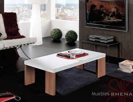 Decoraci n 5 mesas de centro baratas - Mesas centro baratas ...
