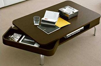 mesa de centro retro