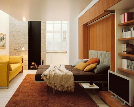 Decoraci n estanter a escritorio y dormitorio un mueble - Bricorama muebles ...