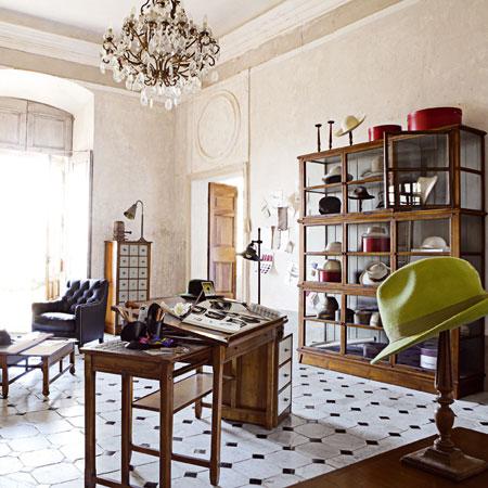Decoraci n el encanto de los muebles recuperados ideas y - Decoracion con muebles antiguos ...