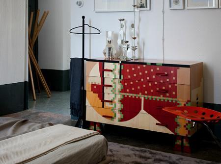 Decoraci n c modas para el dormitorio - Comodas originales ...