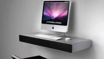 el idesk es un escritorio concebido para el imacuy se nota el corte minimalista lneas depuradas sencillez un mac simple