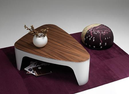 5 mesas de centro de diseño