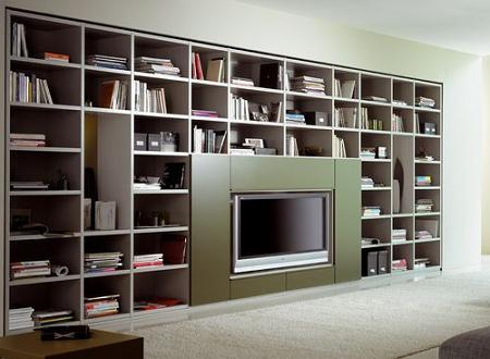 Decoración 10 muebles TV modernos
