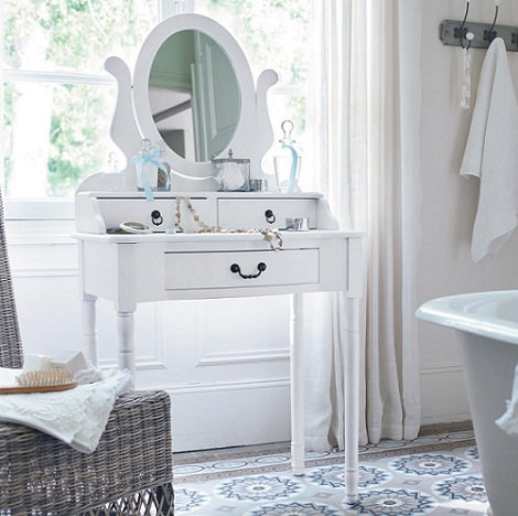 Muebles tocador para las m s presumidas de la casa - Maison du monde espejos ...