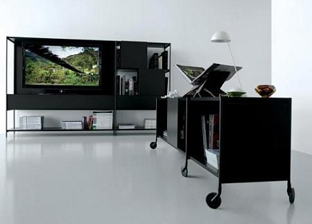 Muebles de televisores modernos mueble para tv para saln moderno palermo comprar muebles para - Muebles para televisores modernos ...