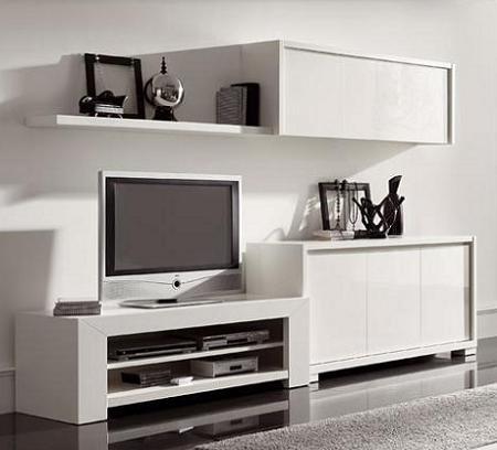 decoración 25 muebles tv, de diseño minimalista, que marcan tendencia - Muebles Tv Diseno