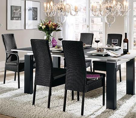 Muebles de rattan tambi n para el interior de tu casa for Muebles de exterior de rattan