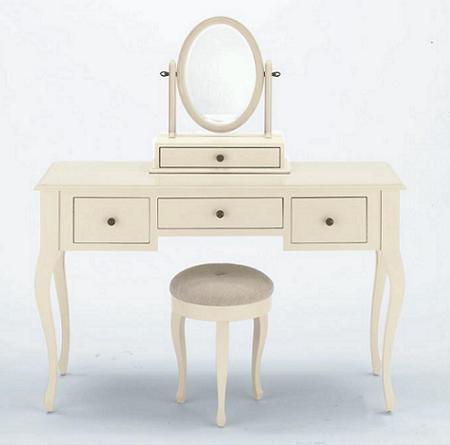Ideas para crear un tocador en tu dormitorio decoraci n - Muebles laura ashley ...