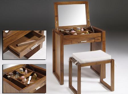 Decoraci n muebles para el dormitorio tocadores modernos for Tocadores modernos para recamaras