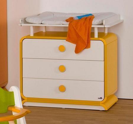 10 cómodas para bebés