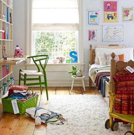 Decoraci n decorar dormitorios infantiles - Dormitorios infantiles con encanto ...