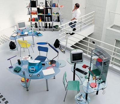 muebles de oficina de Roche Bobois
