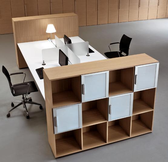 C mo decorar una oficina iii funcionalidad y confort - Muebles fly ...