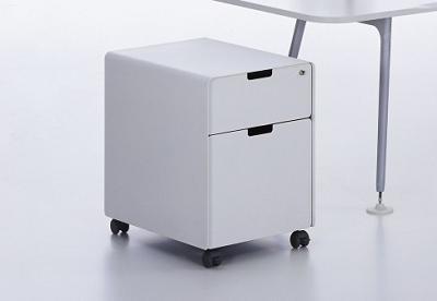 10 muebles auxiliares de oficina cajoneras y armarios for Muebles cajoneras ikea