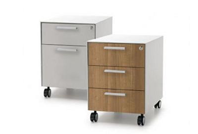 Decoraci n 10 muebles auxiliares de oficina cajoneras y - Cajonera para oficina ...