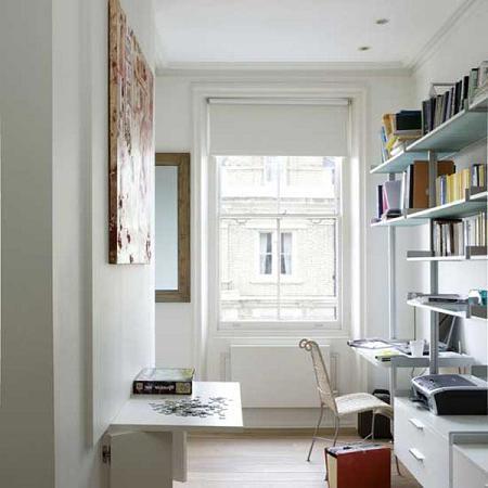 Decoraci n ideas para crear tu oficina en casa en un - Crear tu casa ...