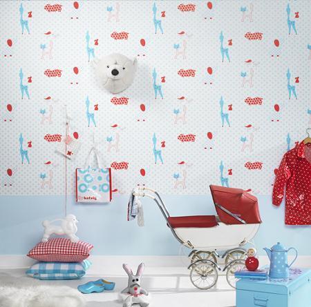 papel pintado para el beb decoraci n