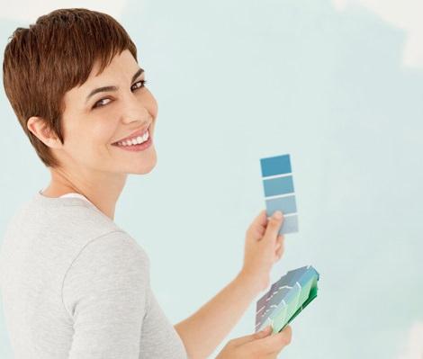 C mo pintar una habitaci n trucos y consejos decoraci n - Trucos pintar paredes ...